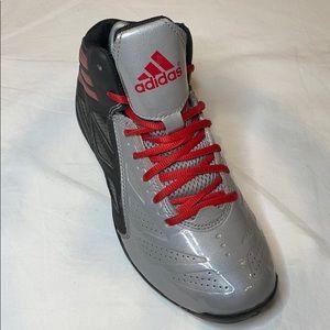 Adidas Unisex Tennis Shoes Kids Size 5